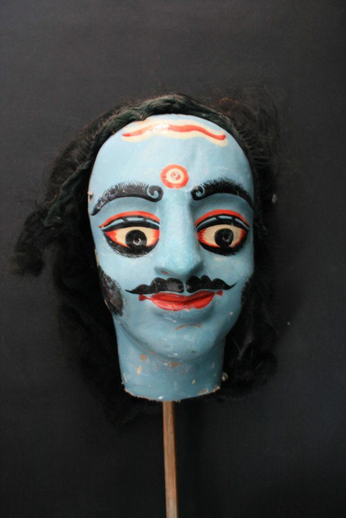 Marionnette Dang-er Putul | Vue générale après restauration