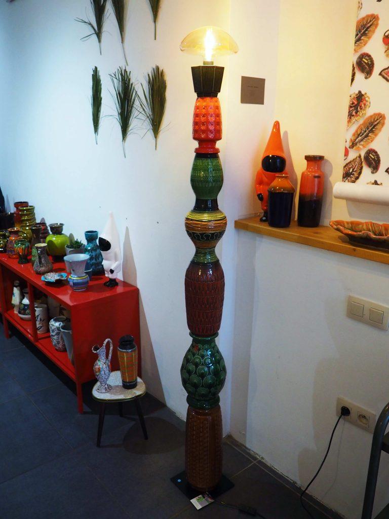 TODO Keralight I | empilement de vases  WEST GERMANY