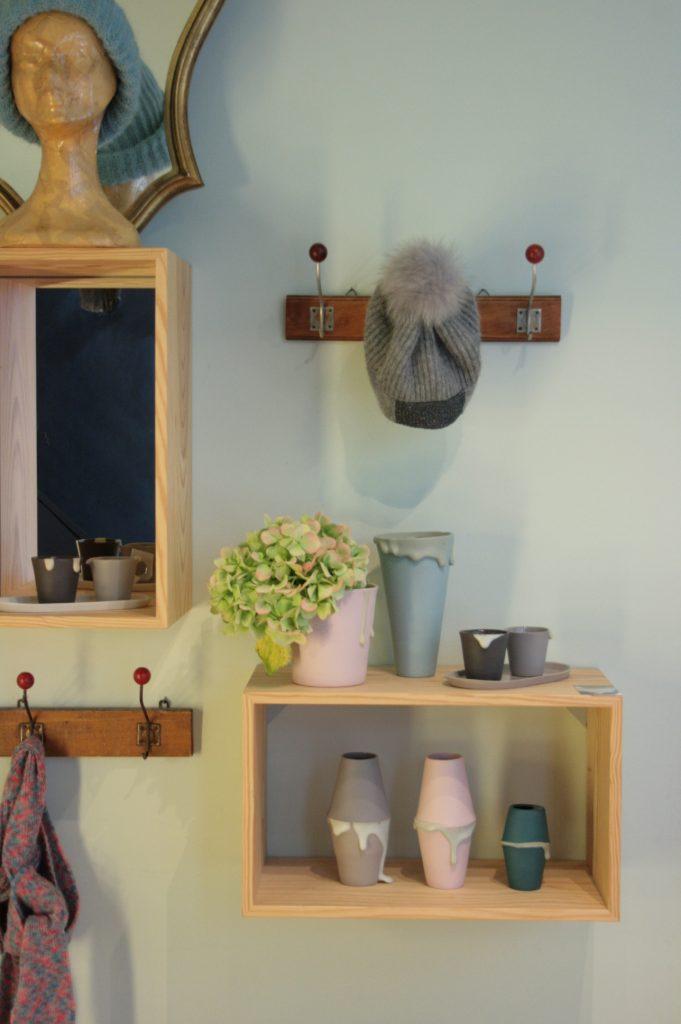 """Collection """"Gourmande"""" de Marie Samson présentée chez Delphine Quirin à Liège"""